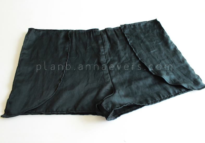 Plan B anna evers DIY Lace short step 4