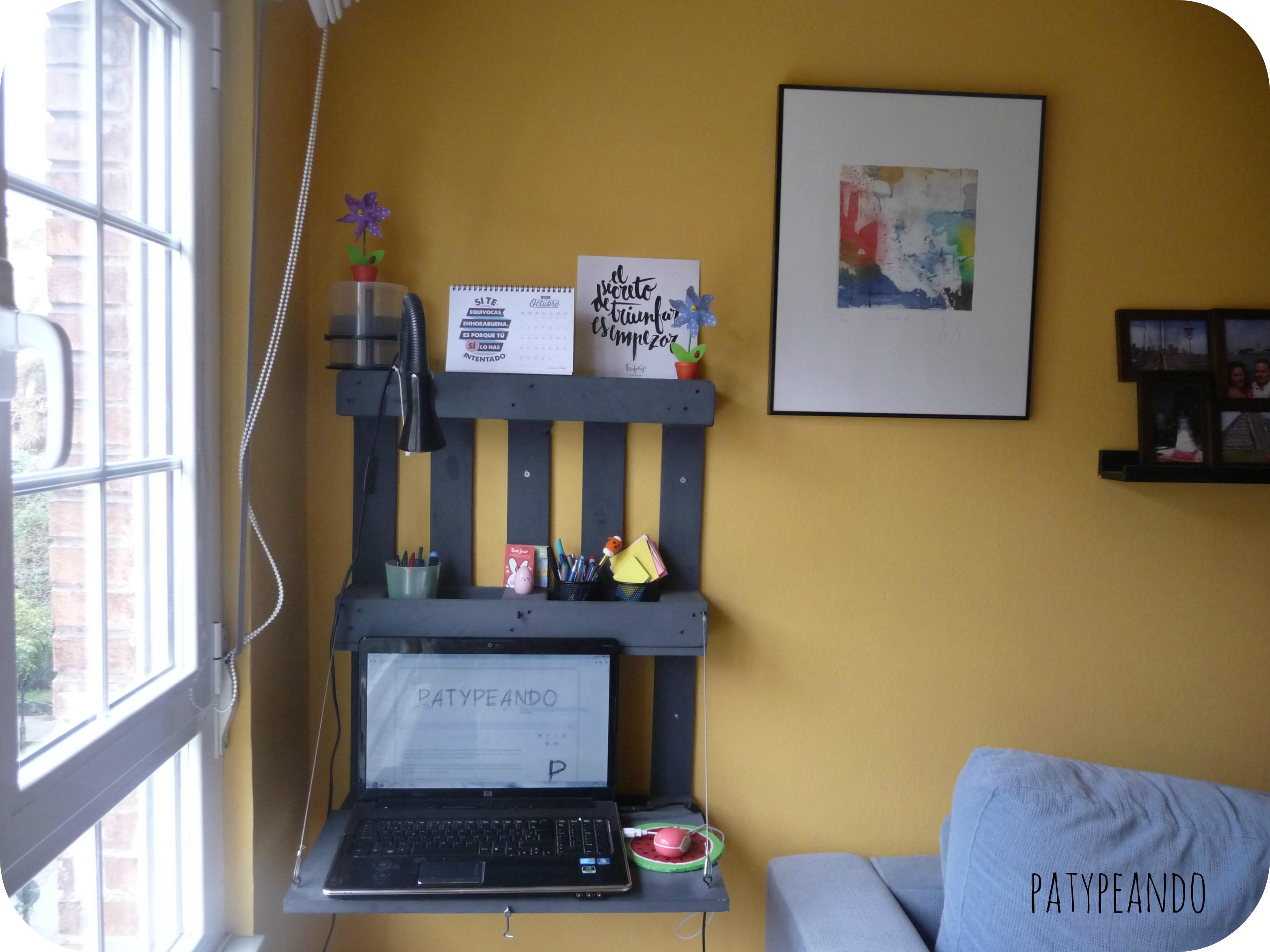 escritorio con palet 7