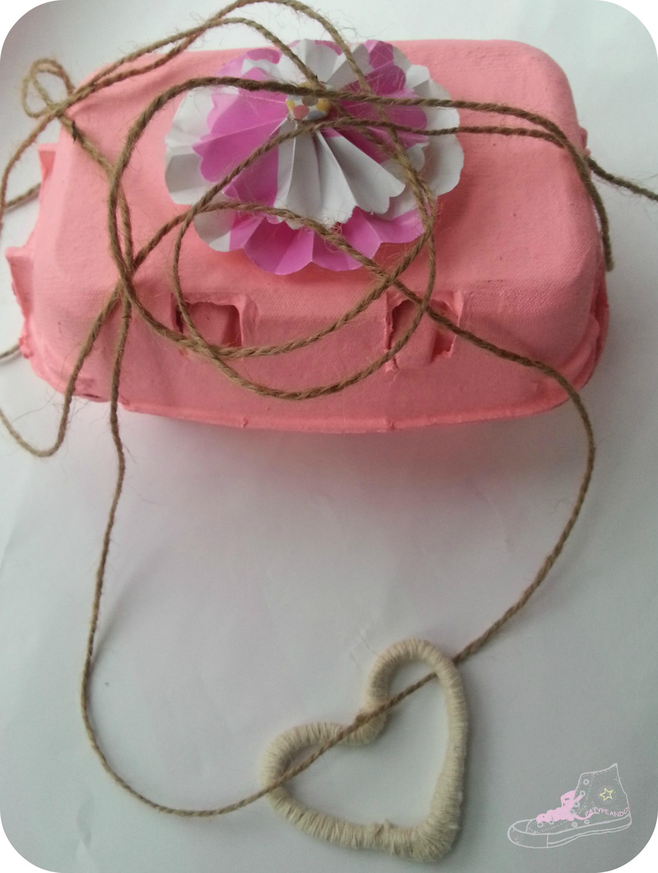 packaging con hueveras