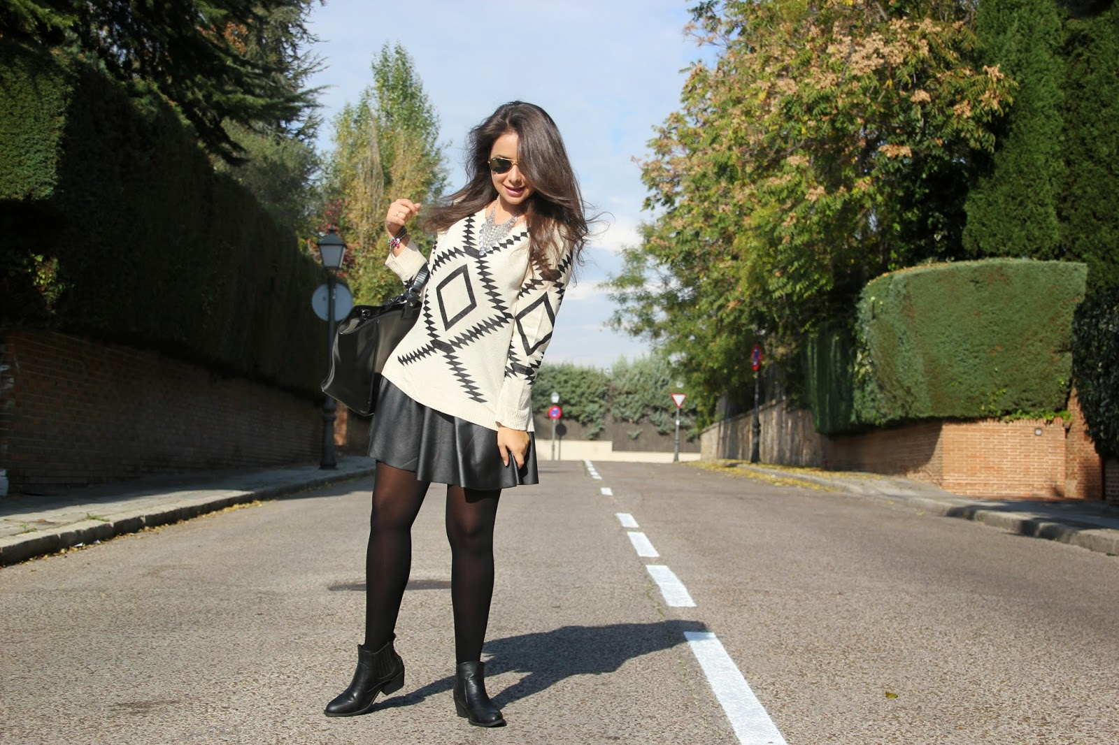 DIY Costura: Como hacer falda de capa