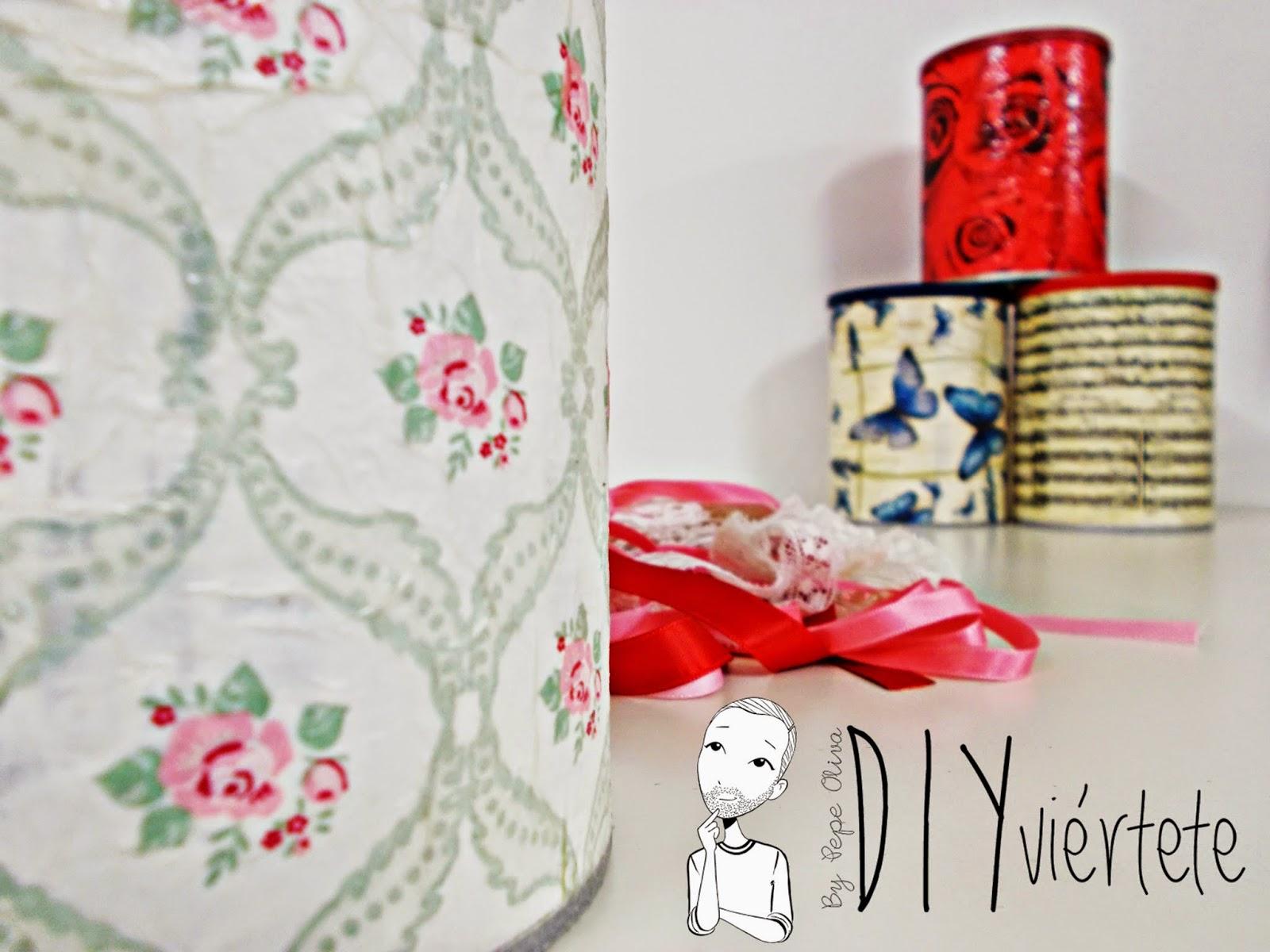 DIY-botes-decoupage-servilletas-cola blanca-ideas regalo-reciclar-reutilizar (1)3