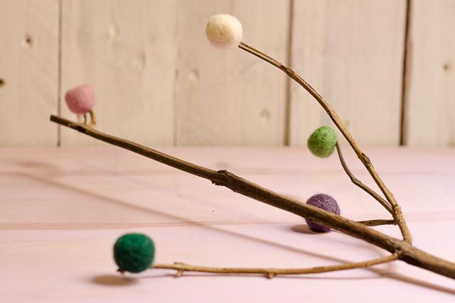 ramita del arbol de navidad de pangala