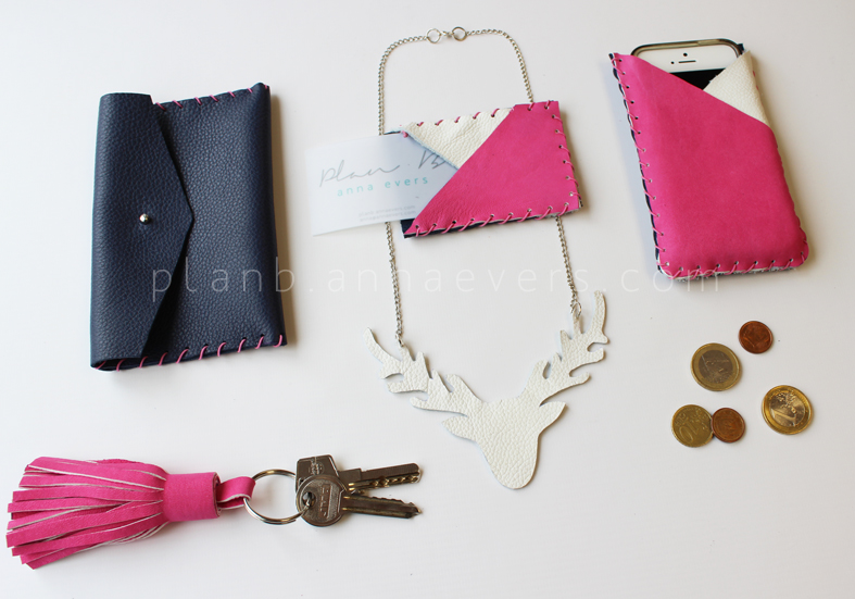 Plan B anna evers leather accessories workshop 2