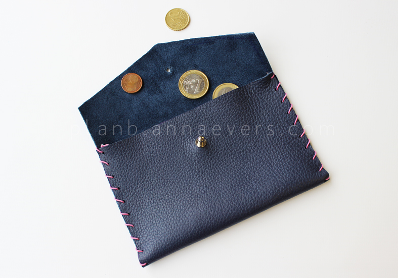 Plan B anna evers leather accessories workshop .