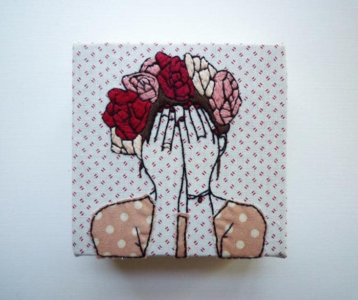 Ideas para hacer bordados bonitos-mummy crafts-4