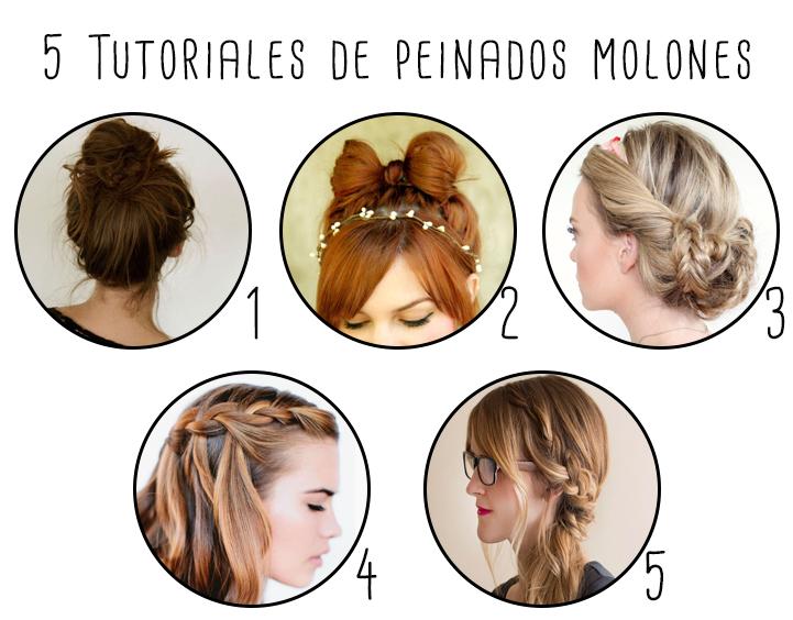 Peinados molones
