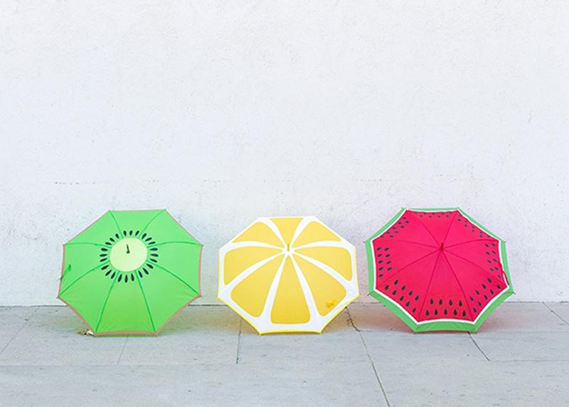 DIY tutorial paraguas de frutas_01