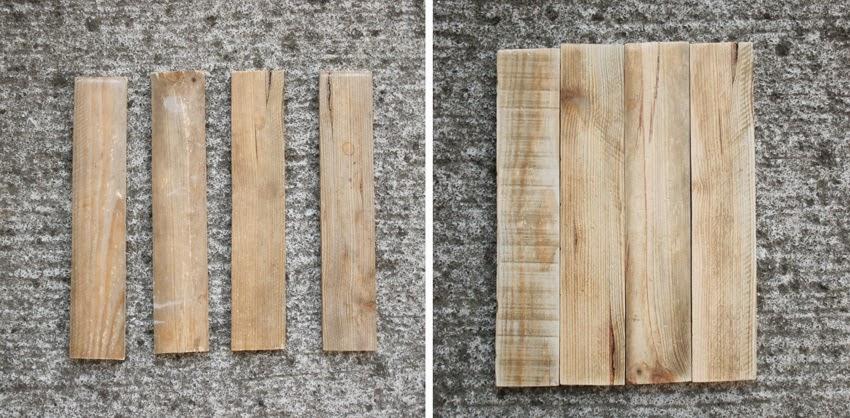 Diariodeco9: Diy Feliz navidad con madera de palet y lazo para Yaicla2