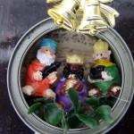 Belén Navideño en latas de atún recicladas (39)