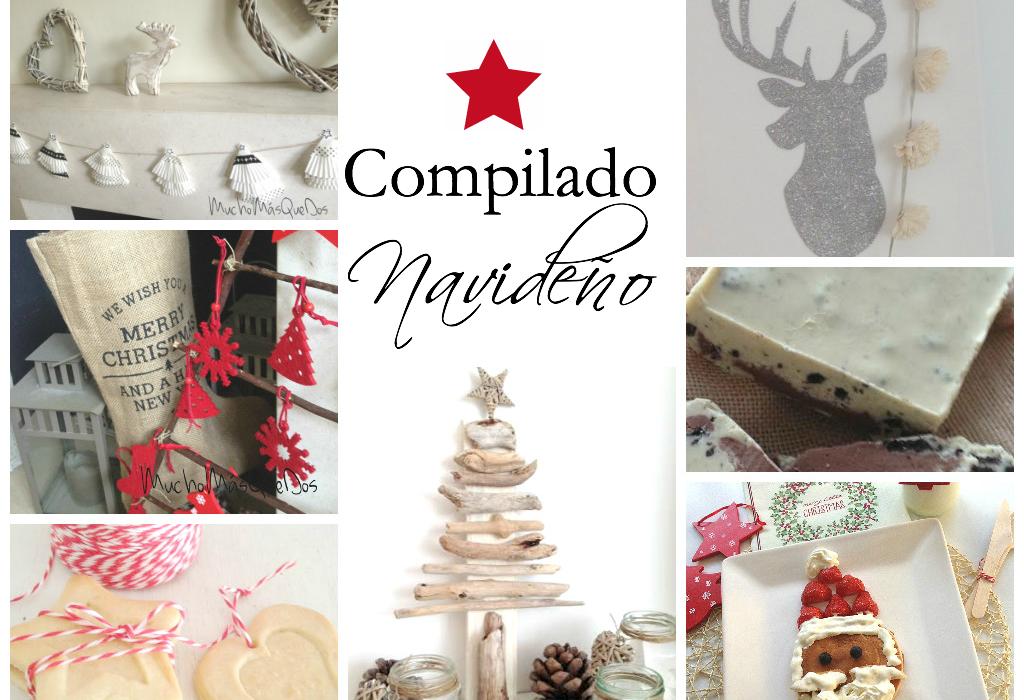 DIY y Recetas. Compilado de Ideas para Navidad! d1fd0f27585