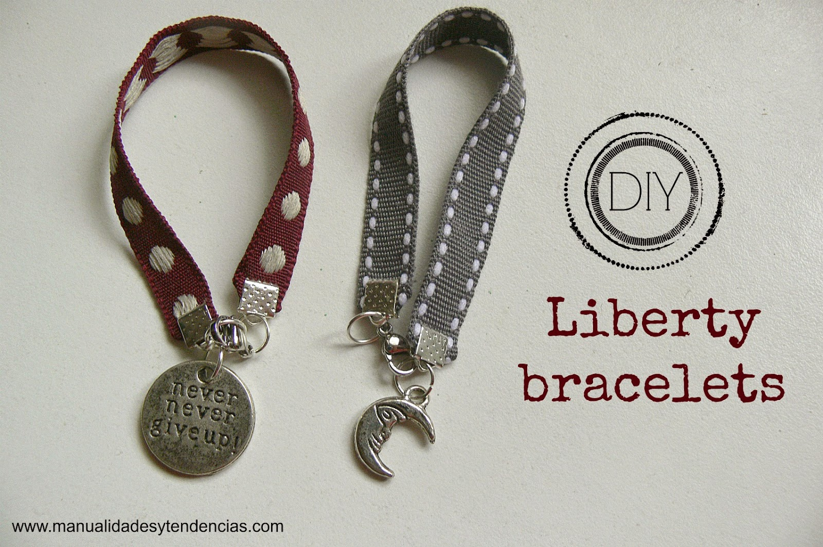 liberty bracelet tutorial