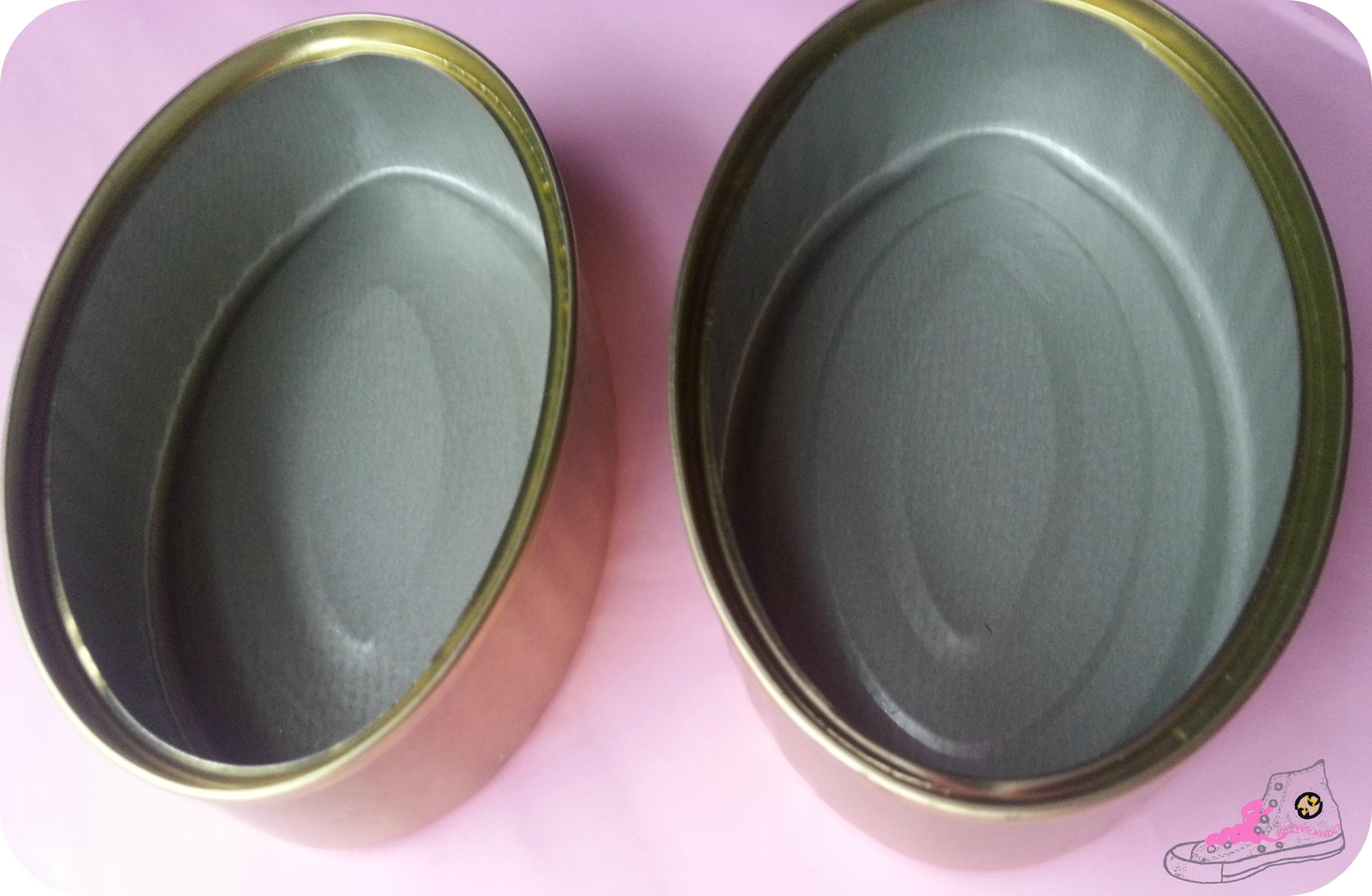 latas de bonito