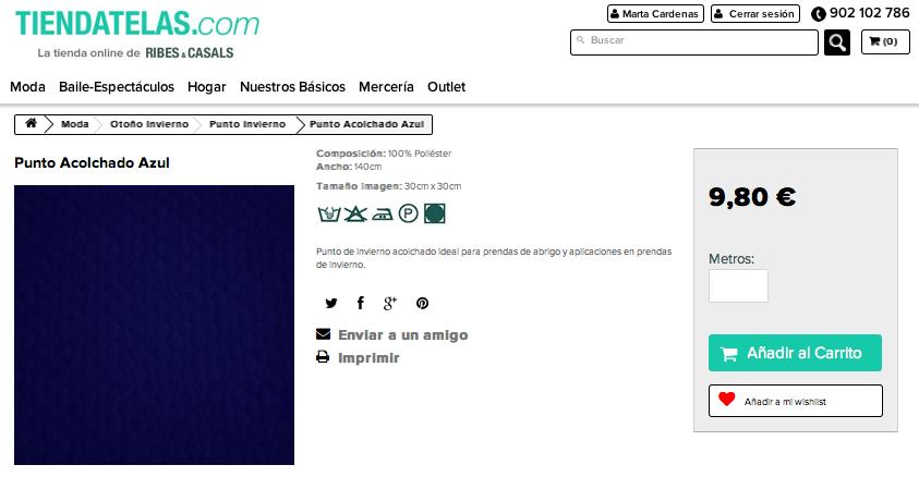 DIY Costura: Sudadera de punto (patrones gratis) - Handbox Craft ...
