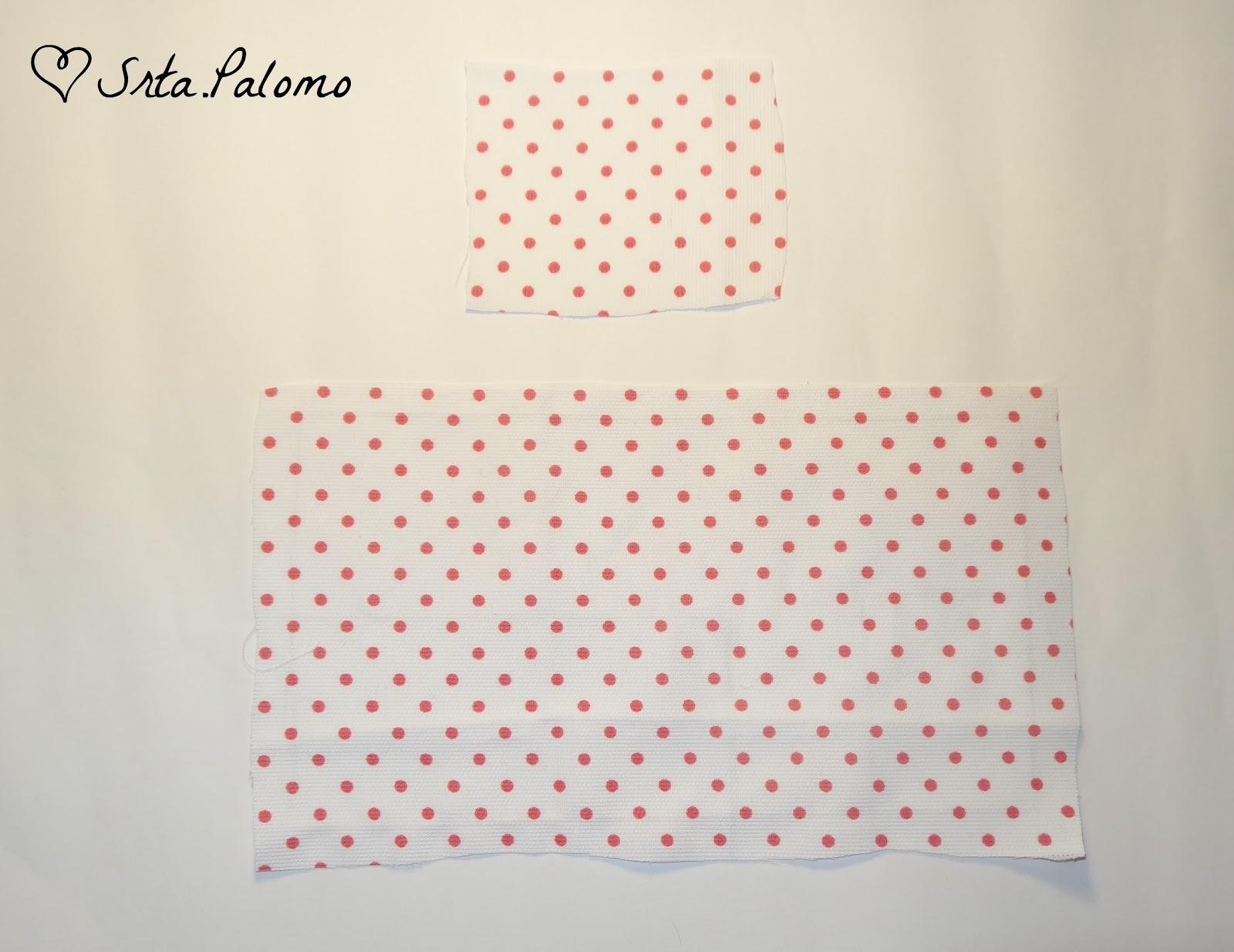 tutorial cómo hacer una pajarita paso 1