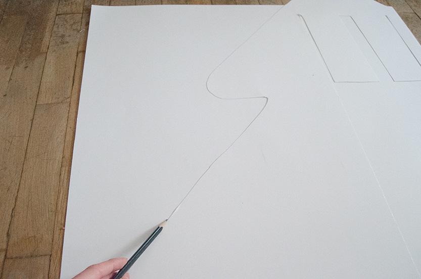 diy-arbol-navidad-papel-lampara-paso3