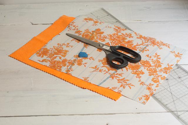 cortar exterior y forro diy funda limpia tablet 3 pangala