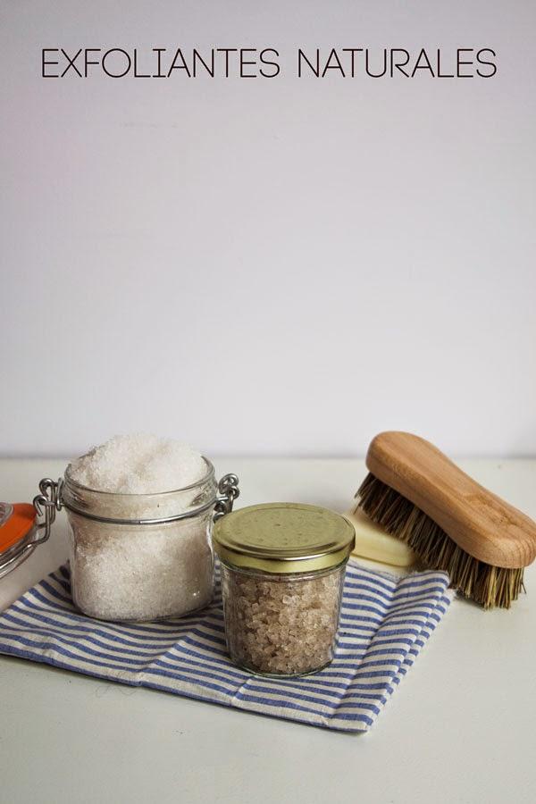 Exfoliantes naturales - Handbox Craft Lovers | Comunidad DIY ...