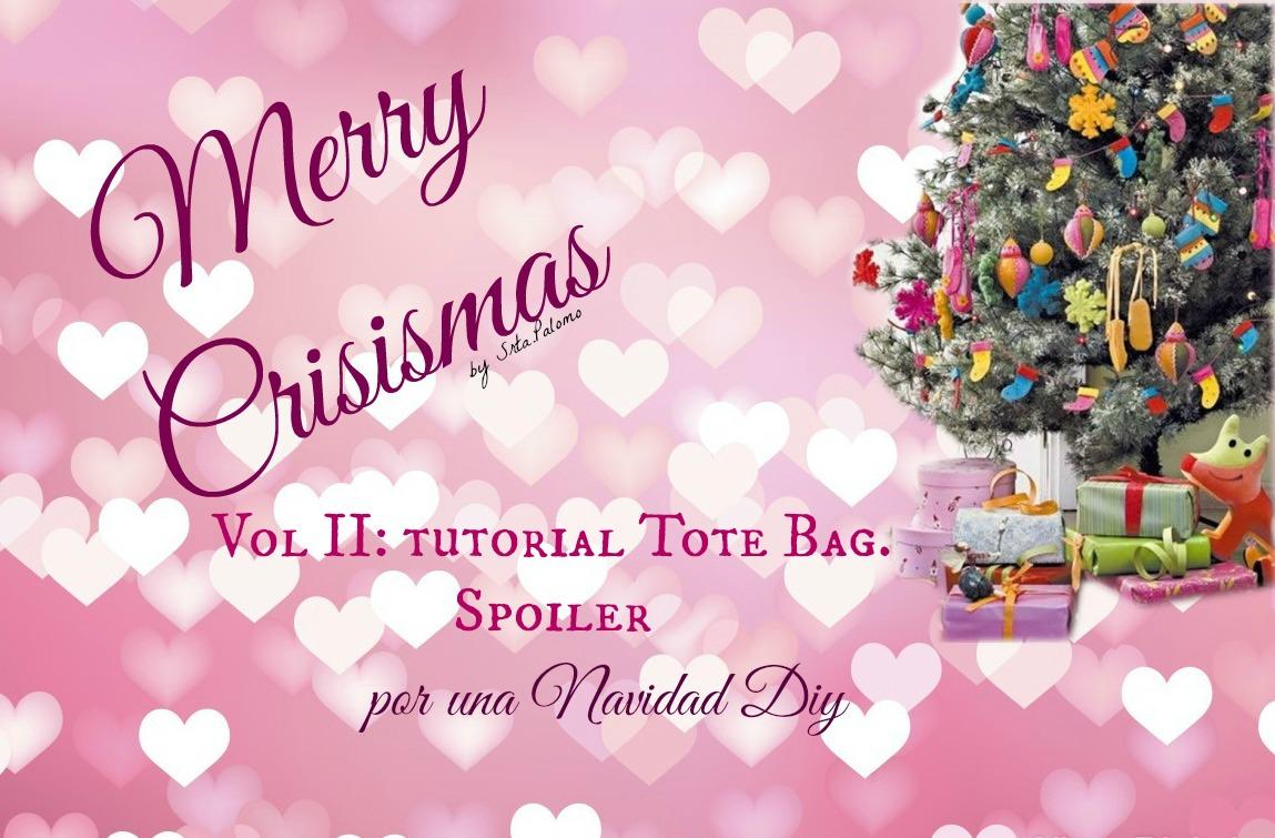 Tote Bag presentación próximo tutorial