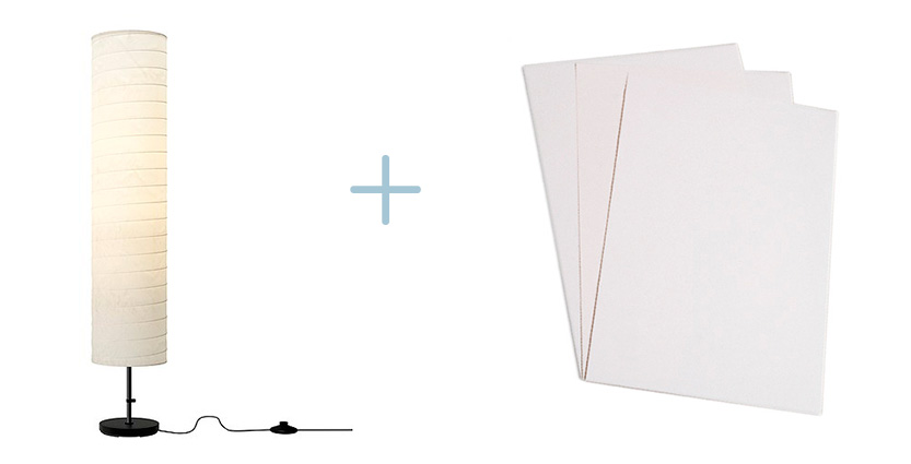 diy-arbol-navidad-papel-lampara-materiales