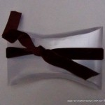 Cómo hacer una caja con forma de Almohada (pillow box) con una botella de plástico