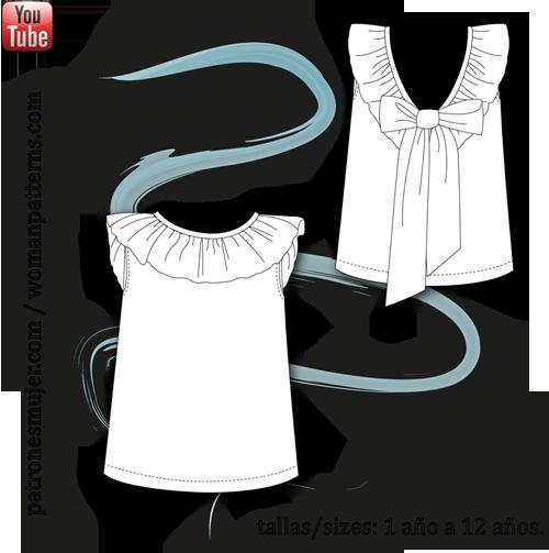 blusa con lazo-patronesmujer-blog8
