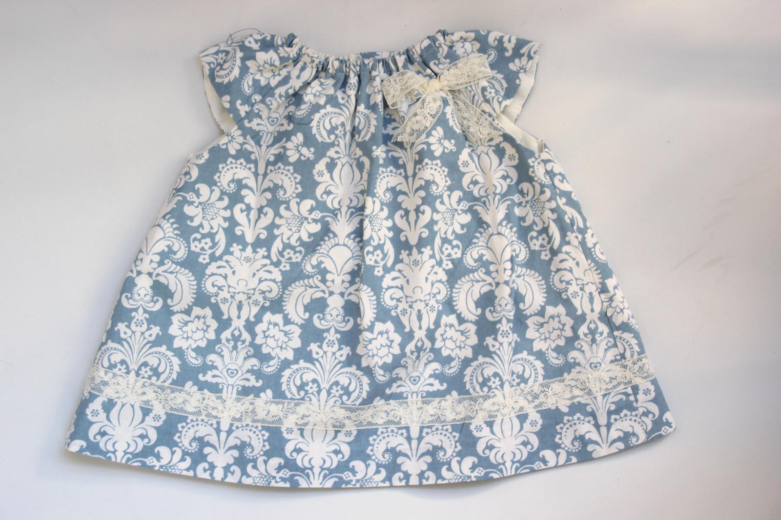 diy como hacer vestido de niña costura patrones gratis ropa bebe