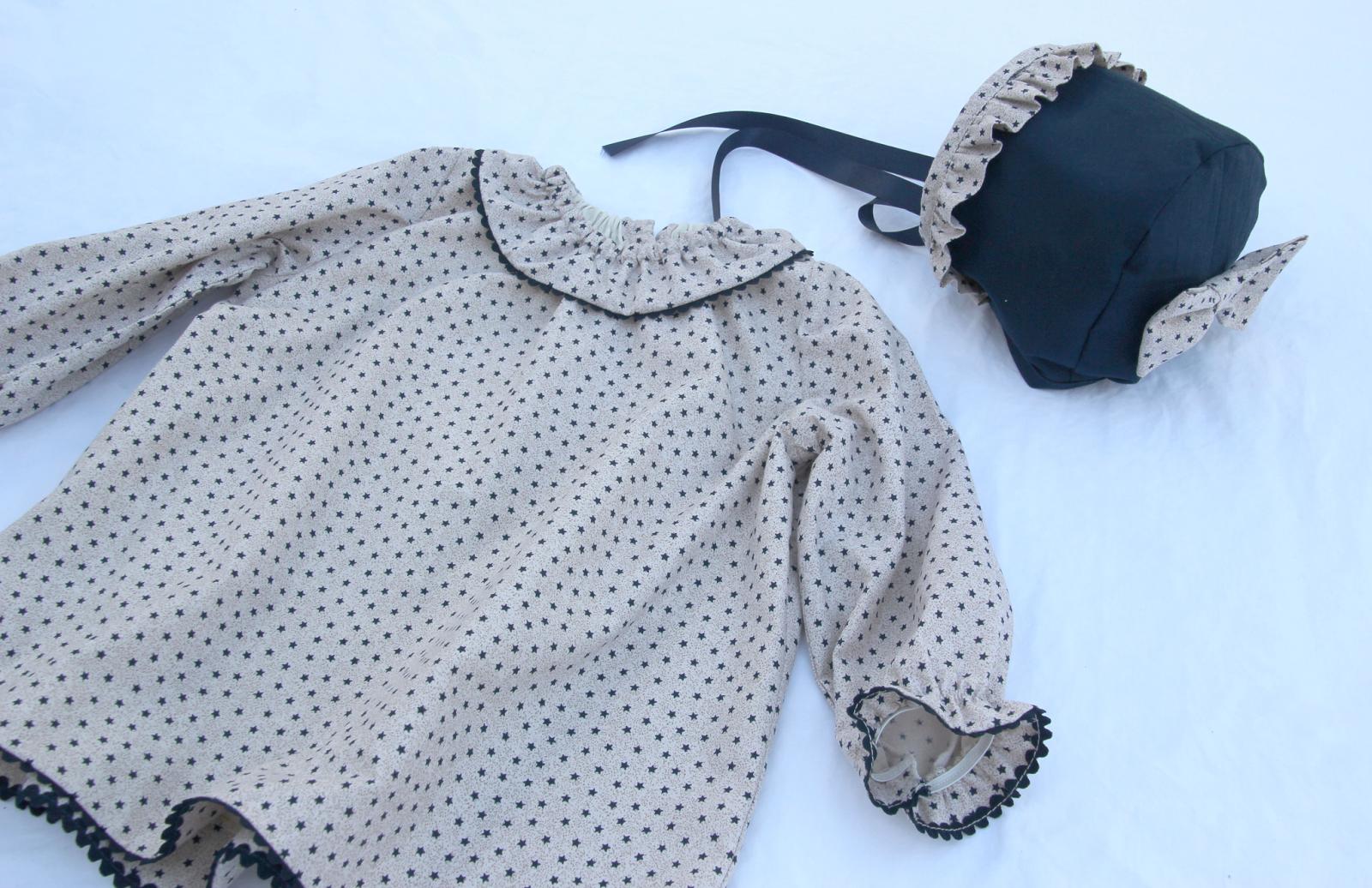 DIY Costura: Cómo hacer capota de niña (patrón gratis) blog costura