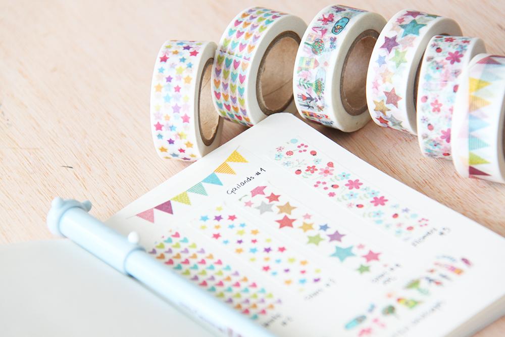 Seis tips para cuidar, almacenar y trabajar con washi tape - Handbox ...