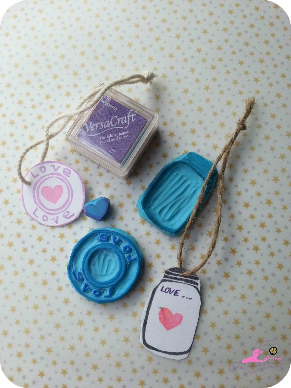 sellos con amor