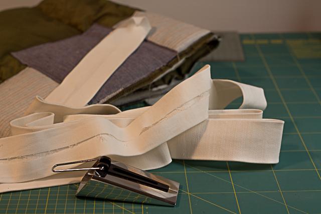 05 hacer cinta de bies para personalizar el taburete pangala