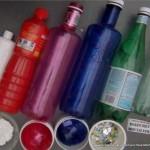 Traje de fallera valenciana con material reciclado (40)