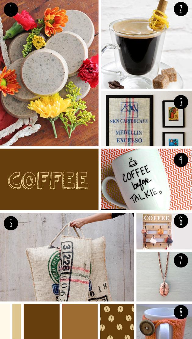 8 coffee DIY seen at