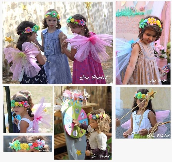 kit de hada niñas