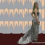 Vestido de Oscar - Red Carpet Dress 2015