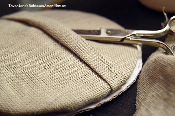 tela sin coser