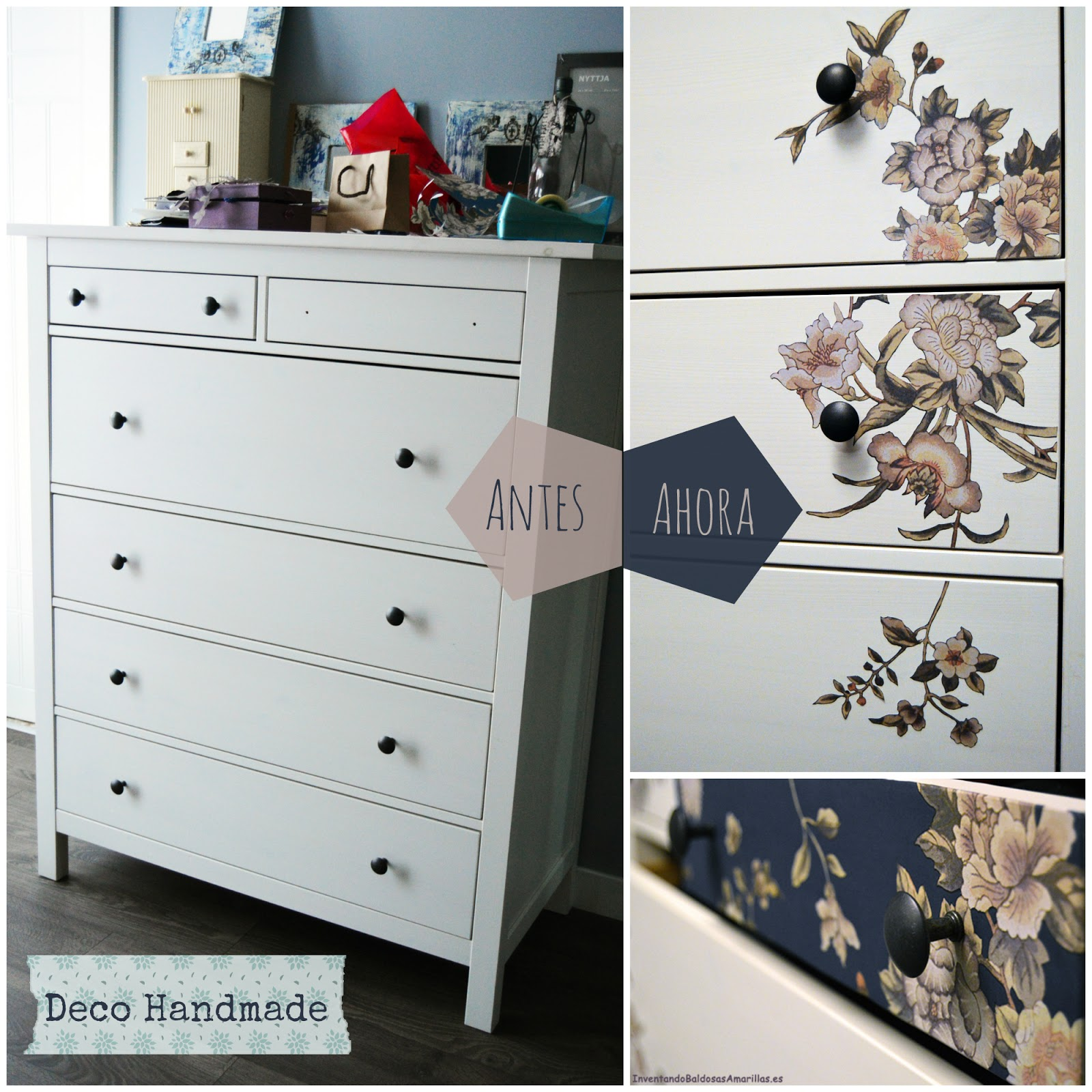 Decoraci N Handmade Handbox Craft Lovers Comunidad Diy  # Muebles Handmade