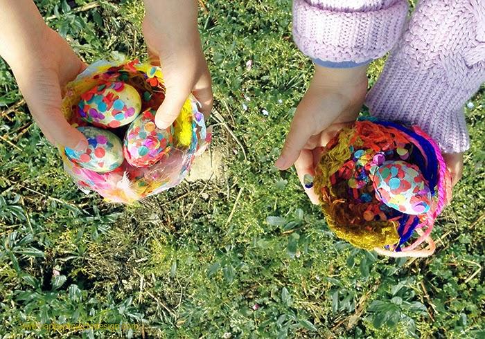 Nidos de Pascua DIY
