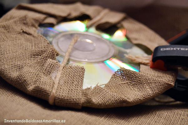 cd reciclados decorar diy
