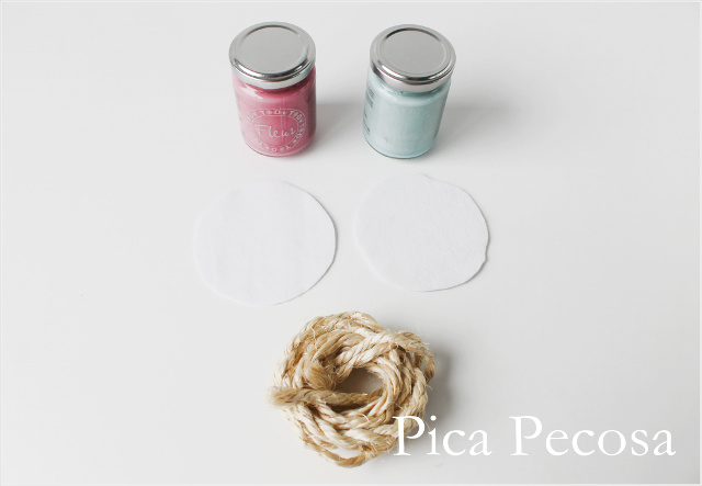 materiales-tutorial-posavasos-cordel-chalk-paint-diy