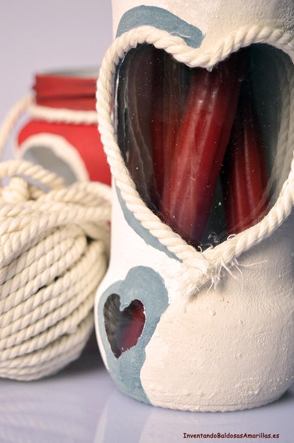 diy san valentin botes cristal