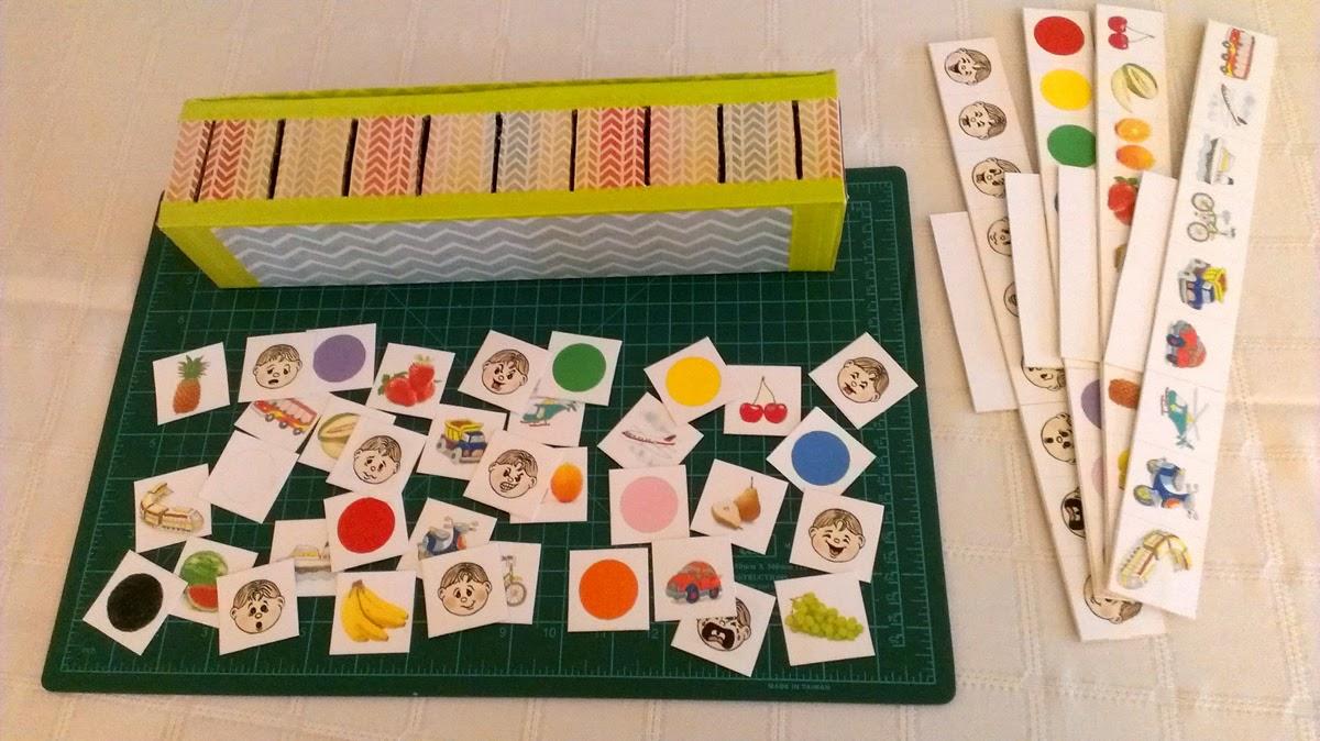 manualidades / diy juego niños
