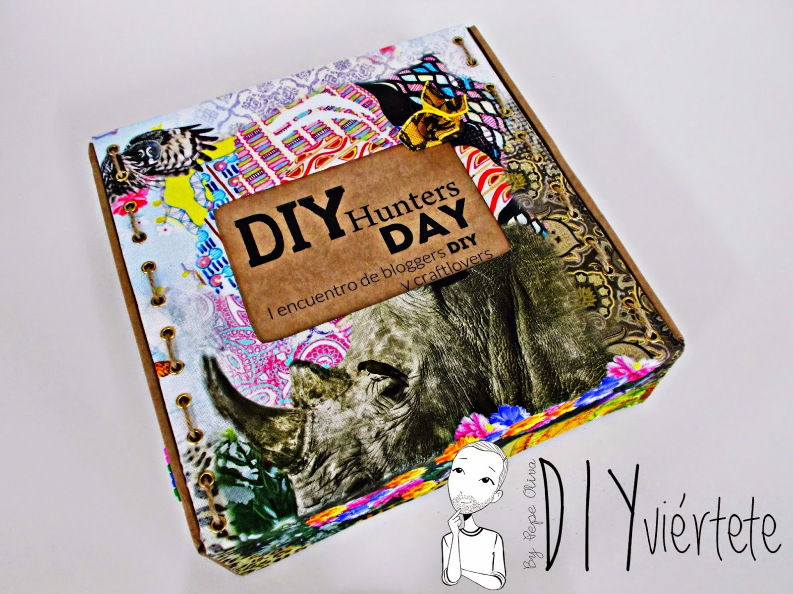 DIY-Do It Yourself-caja-cartón-selfpackaging-customizar-handbox-yodona-diyhuntersday-craftlovers-9
