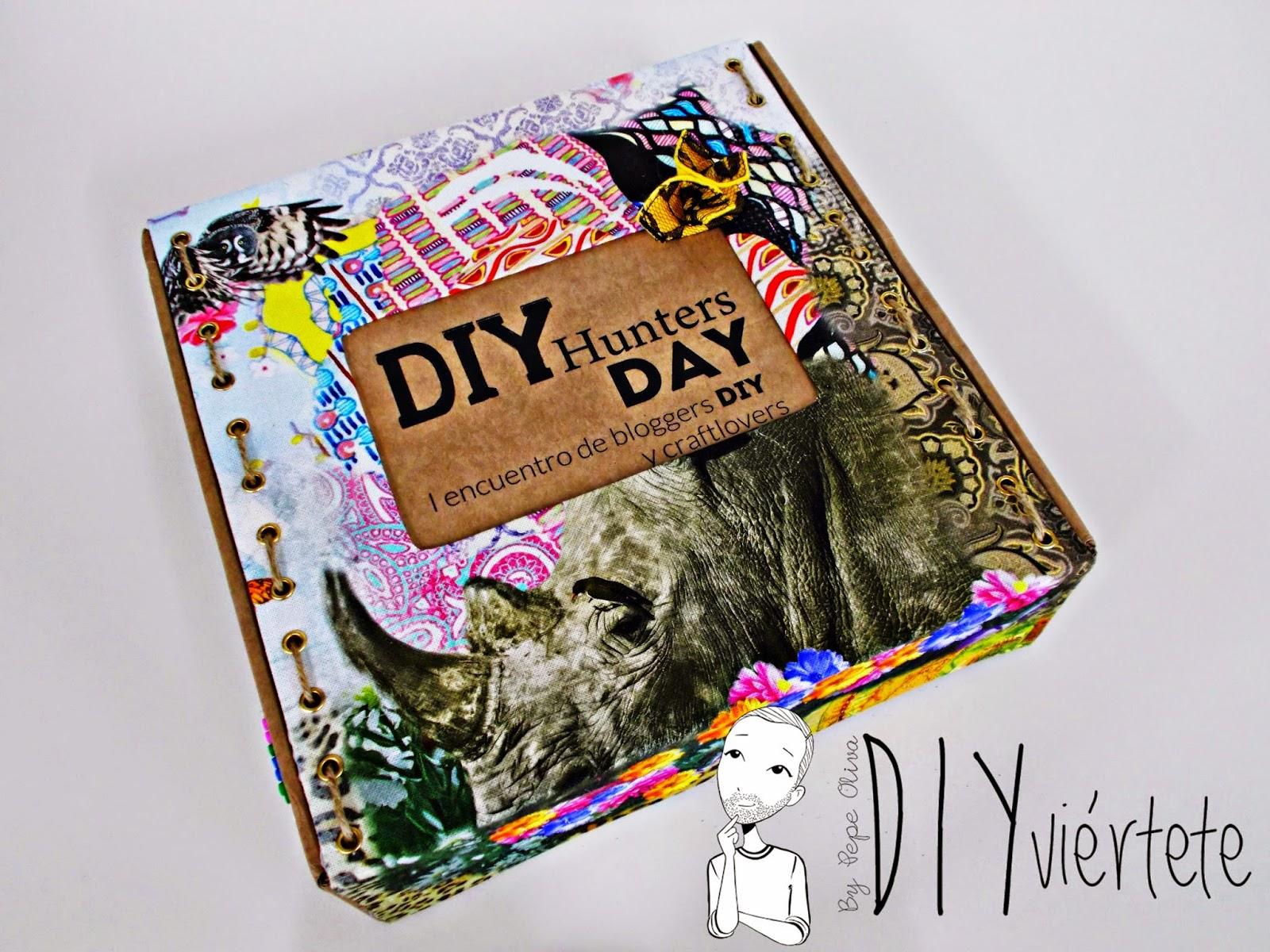 DIY-Do It Yourself-caja-cartón-selfpackaging-customizar-handbox-yodona-diyhuntersday-craftlovers-9