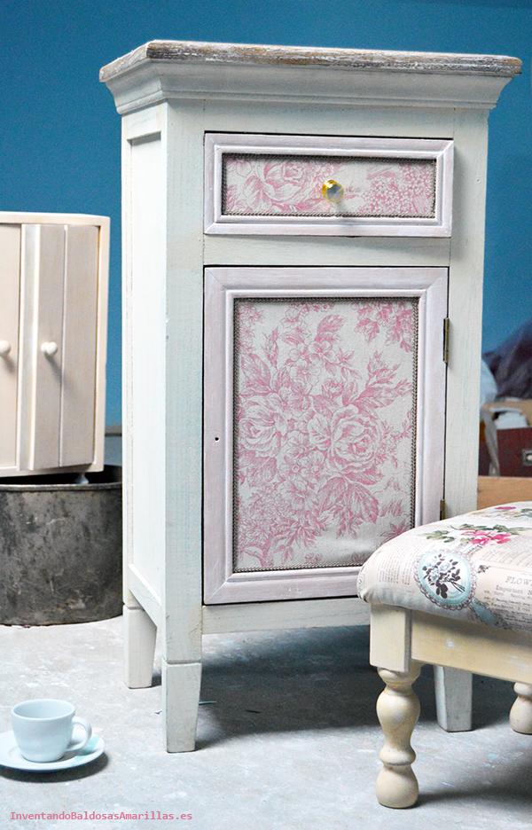 cómo renovar muebles