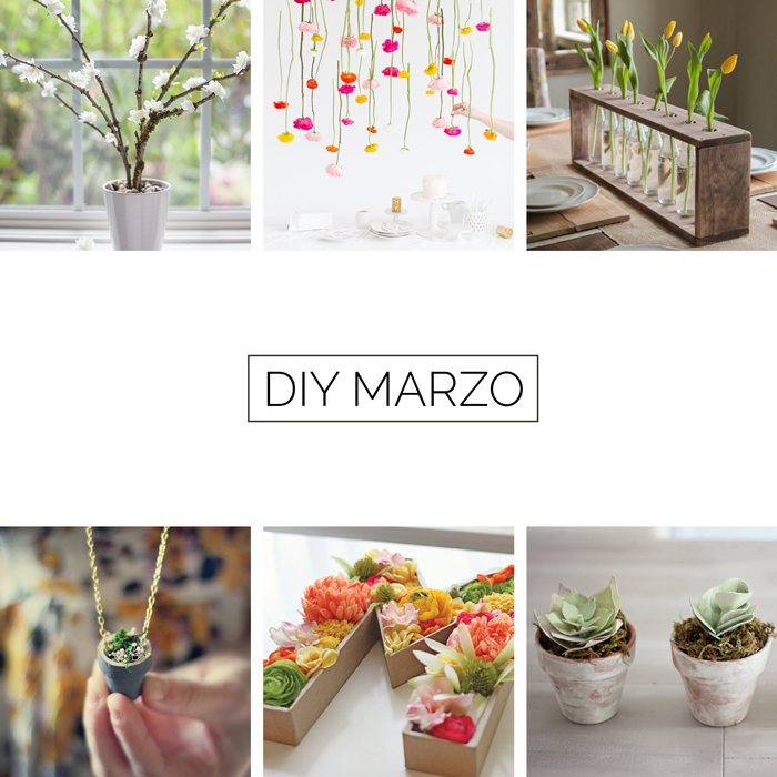 diy flores, diy maceteros, diy primavera, spring diy, flowers diy, diy inspiration, diy, como hacer flores de papel, collar flores, como hacer maceteros