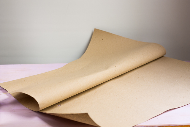 papel doblado envoltorio pangala