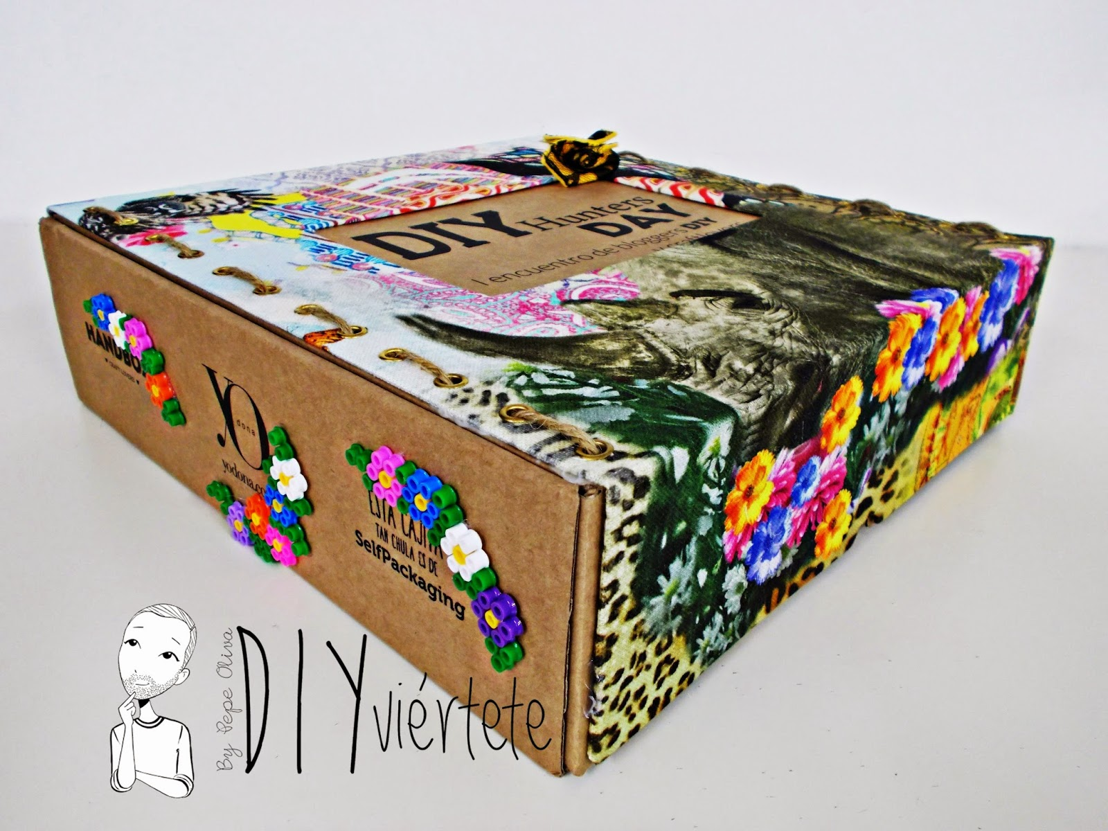 DIY-Do It Yourself-caja-cartón-selfpackaging-customizar-handbox-yodona-diyhuntersday-craftlovers-2