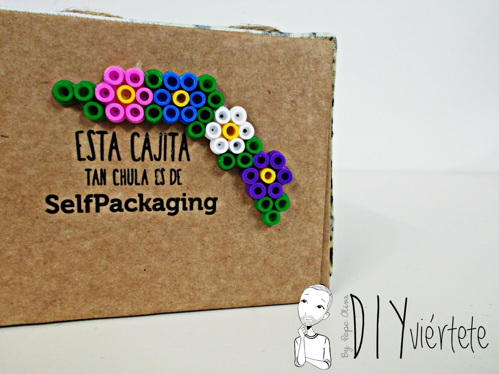DIY-Do It Yourself-caja-cartón-selfpackaging-customizar-handbox-yodona-diyhuntersday-craftlovers-7