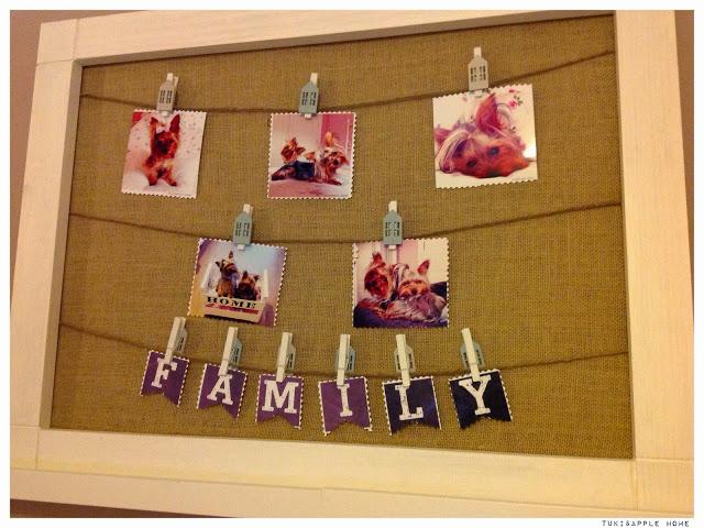 DIY súper fácil: Un marco porta fotos - Handbox Craft Lovers ...