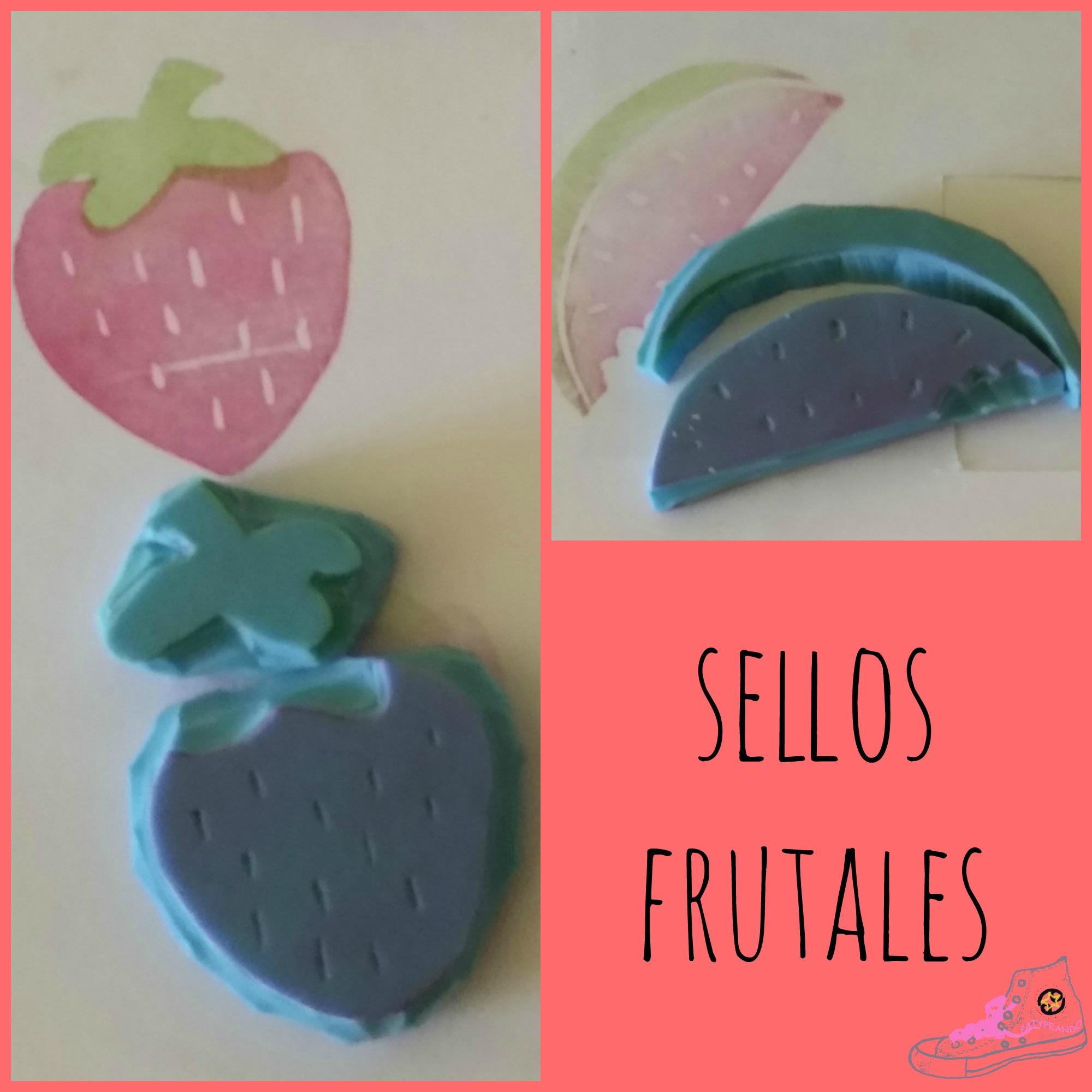 sellos frutales